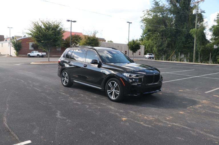 Used 2020 BMW X7 xDrive40i M SPORT W/PREMIUM PKG for sale $82,950 at Auto Collection in Murfreesboro TN 37130 1