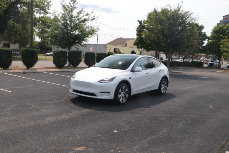 Used 2021 Tesla Model Y Long Range AWD W/AUTOPILOT for sale $66,950 at Auto Collection in Murfreesboro TN 37130 2