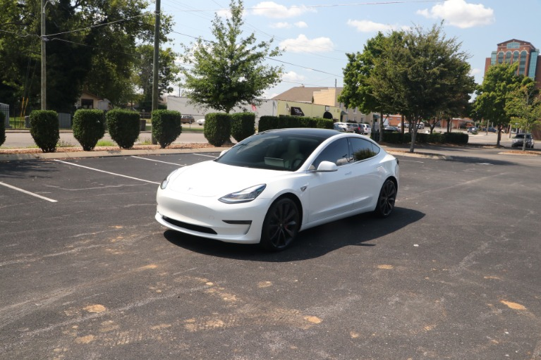 Used 2020 Tesla Model 3 Performance AWD for sale $60,950 at Auto Collection in Murfreesboro TN 37130 2