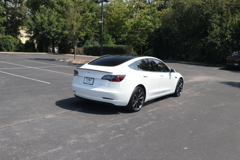 Used 2020 Tesla Model 3 Performance AWD for sale $60,950 at Auto Collection in Murfreesboro TN 37130 3