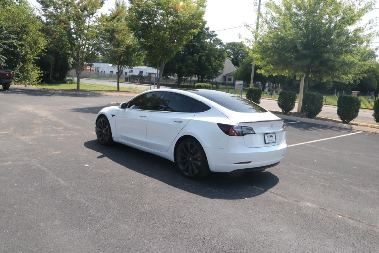 Used 2020 Tesla Model 3 Performance AWD for sale $60,950 at Auto Collection in Murfreesboro TN 37130 4