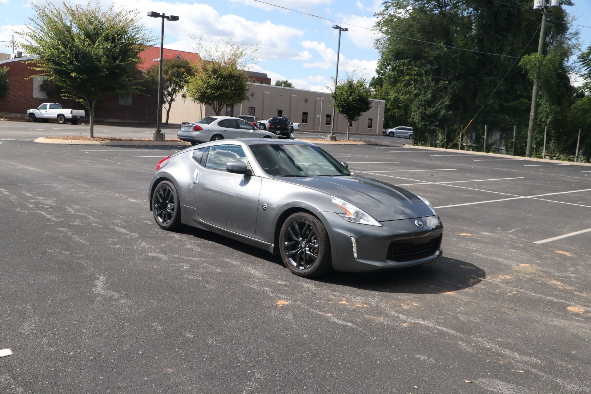 Used 2017 Nissan 370Z 3.7L RWD for sale $26,950 at Auto Collection in Murfreesboro TN 37130 1