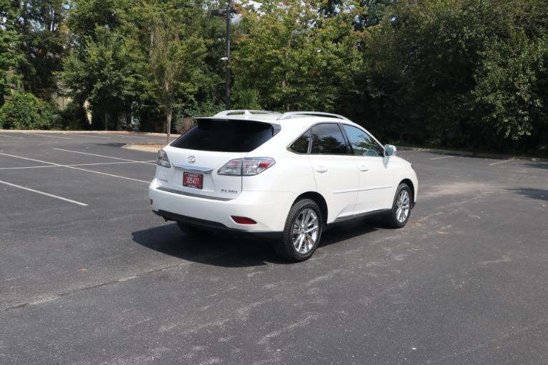 Used 2010 Lexus RX 350 AWD PREMIUM COMFORT W/NAV for sale $12,950 at Auto Collection in Murfreesboro TN 37130 3
