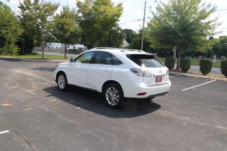 Used 2010 Lexus RX 350 AWD PREMIUM COMFORT W/NAV for sale $12,950 at Auto Collection in Murfreesboro TN 37130 4