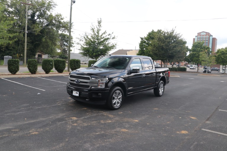 Used 2019 Ford F-150 PLATINUM TECHNOLOGY PACKAGE CREW CAB W/NAV for sale $62,950 at Auto Collection in Murfreesboro TN 37130 2