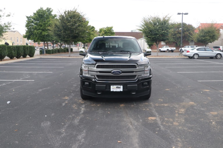 Used 2019 Ford F-150 PLATINUM TECHNOLOGY PACKAGE CREW CAB W/NAV for sale $62,950 at Auto Collection in Murfreesboro TN 37130 5