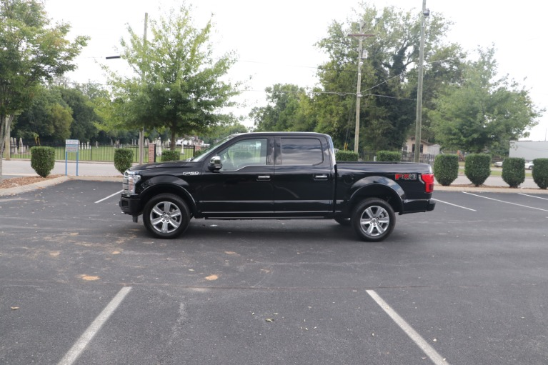 Used 2019 Ford F-150 PLATINUM TECHNOLOGY PACKAGE CREW CAB W/NAV for sale $62,950 at Auto Collection in Murfreesboro TN 37130 7