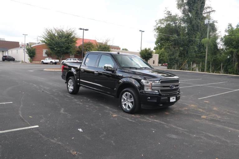 Used Used 2019 Ford F-150 PLATINUM TECHNOLOGY PACKAGE CREW CAB W/NAV for sale $61,950 at Auto Collection in Murfreesboro TN