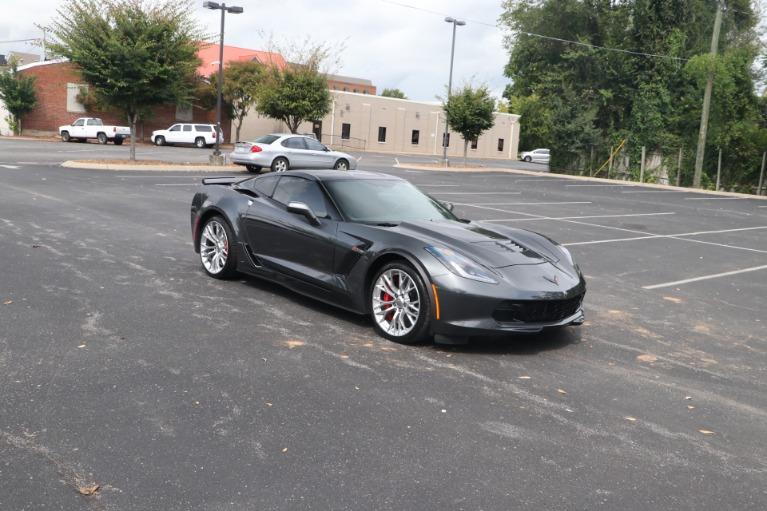 Used 2017 Chevrolet Corvette Z06 3LZ W/NAV for sale $79,950 at Auto Collection in Murfreesboro TN 37130 1