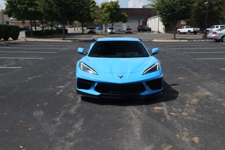 Used 2020 Chevrolet Corvette STINGRAY 2LT COUPE PERFORMANCE PACKAGE W/NAV for sale Sold at Auto Collection in Murfreesboro TN 37130 5