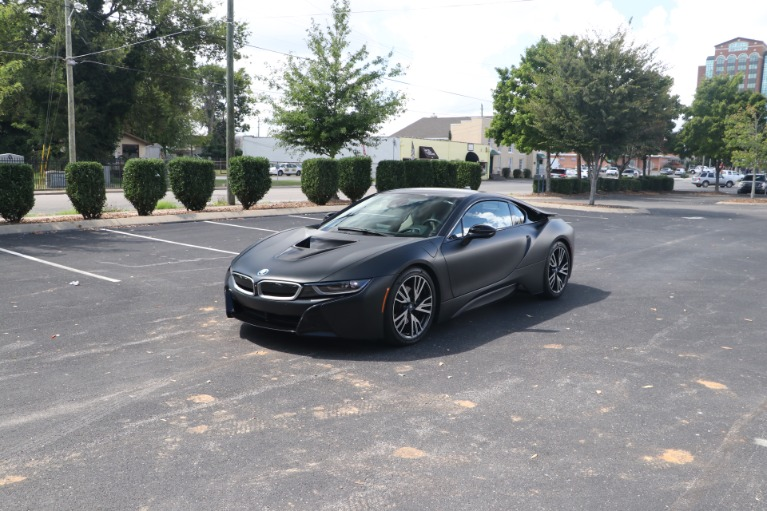 Used 2017 BMW i8 FROZEN BLACK EDITION W/NAV for sale $79,950 at Auto Collection in Murfreesboro TN 37130 2