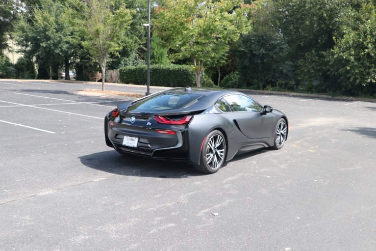 Used 2017 BMW i8 FROZEN BLACK EDITION W/NAV for sale $79,950 at Auto Collection in Murfreesboro TN 37130 3