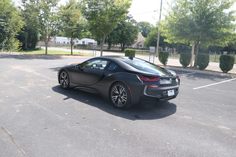 Used 2017 BMW i8 FROZEN BLACK EDITION W/NAV for sale $79,950 at Auto Collection in Murfreesboro TN 37130 4