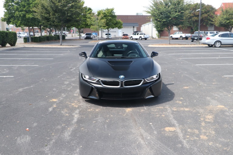Used 2017 BMW i8 FROZEN BLACK EDITION W/NAV for sale $79,950 at Auto Collection in Murfreesboro TN 37130 5
