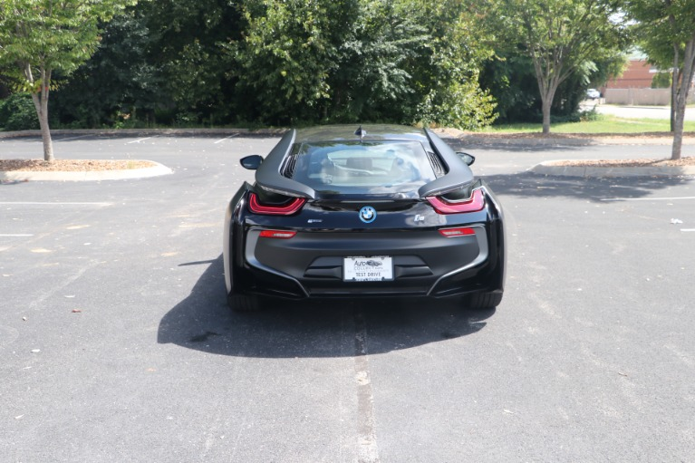 Used 2017 BMW i8 FROZEN BLACK EDITION W/NAV for sale $79,950 at Auto Collection in Murfreesboro TN 37130 6