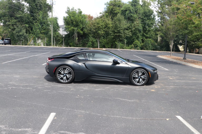 Used 2017 BMW i8 FROZEN BLACK EDITION W/NAV for sale $79,950 at Auto Collection in Murfreesboro TN 37130 8