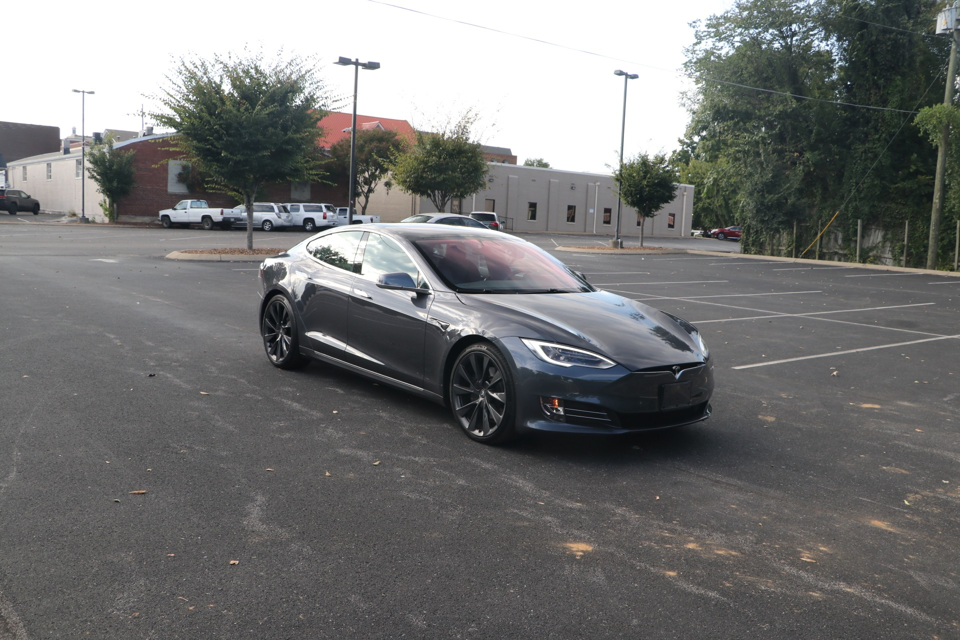 Used 2020 Tesla Model S Long Range Plus for sale Sold at Auto Collection in Murfreesboro TN 37130 1