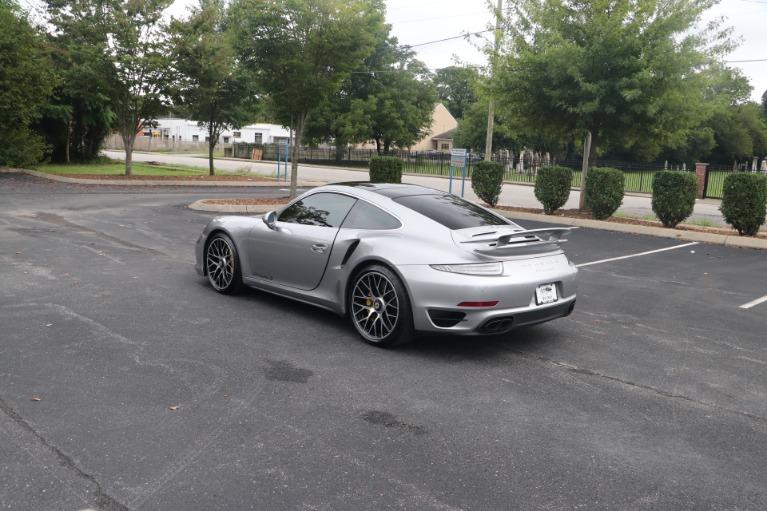 Used 2014 Porsche 911 TURBO S PARK ASSIST W/NAV for sale $153,980 at Auto Collection in Murfreesboro TN 37130 4