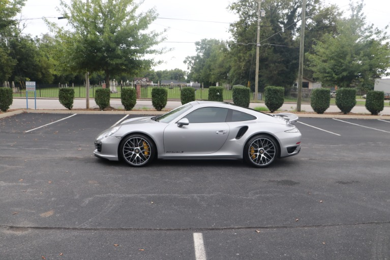 Used 2014 Porsche 911 TURBO S PARK ASSIST W/NAV for sale $153,980 at Auto Collection in Murfreesboro TN 37130 7