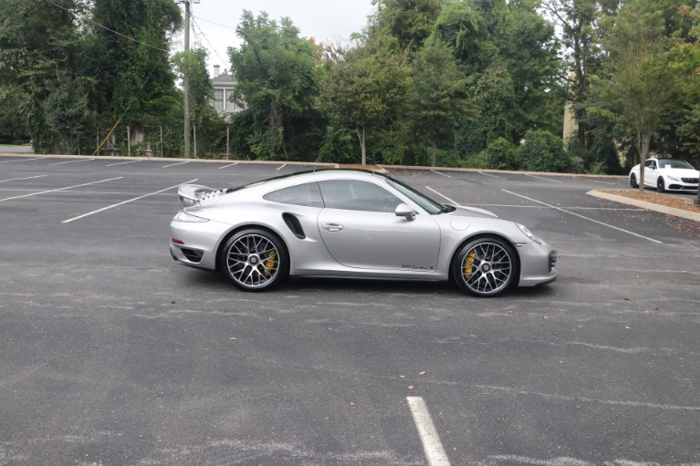 Used 2014 Porsche 911 TURBO S PARK ASSIST W/NAV for sale $153,980 at Auto Collection in Murfreesboro TN 37130 8