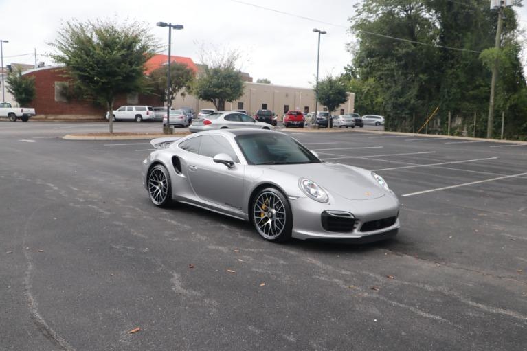 Used 2014 Porsche 911 TURBO S PARK ASSIST W/NAV for sale $153,980 at Auto Collection in Murfreesboro TN 37130 1