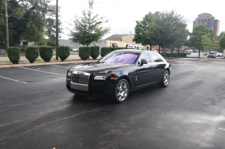 Used 2014 Rolls-Royce Ghost RWD W/NAV for sale $178,950 at Auto Collection in Murfreesboro TN 37130 2