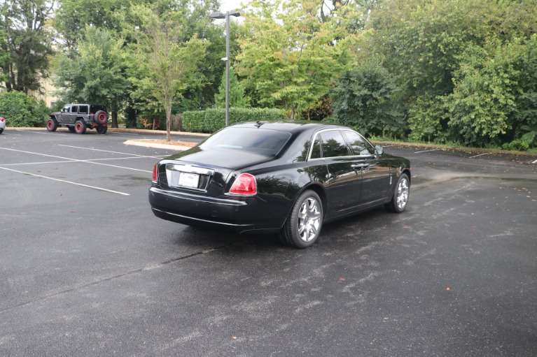 Used 2014 Rolls-Royce Ghost RWD W/NAV for sale $178,950 at Auto Collection in Murfreesboro TN 37130 3