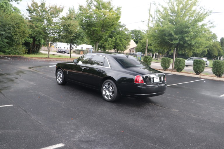 Used 2014 Rolls-Royce Ghost RWD W/NAV for sale $178,950 at Auto Collection in Murfreesboro TN 37130 4