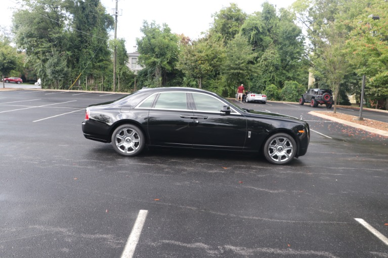 Used 2014 Rolls-Royce Ghost RWD W/NAV for sale $178,950 at Auto Collection in Murfreesboro TN 37130 8