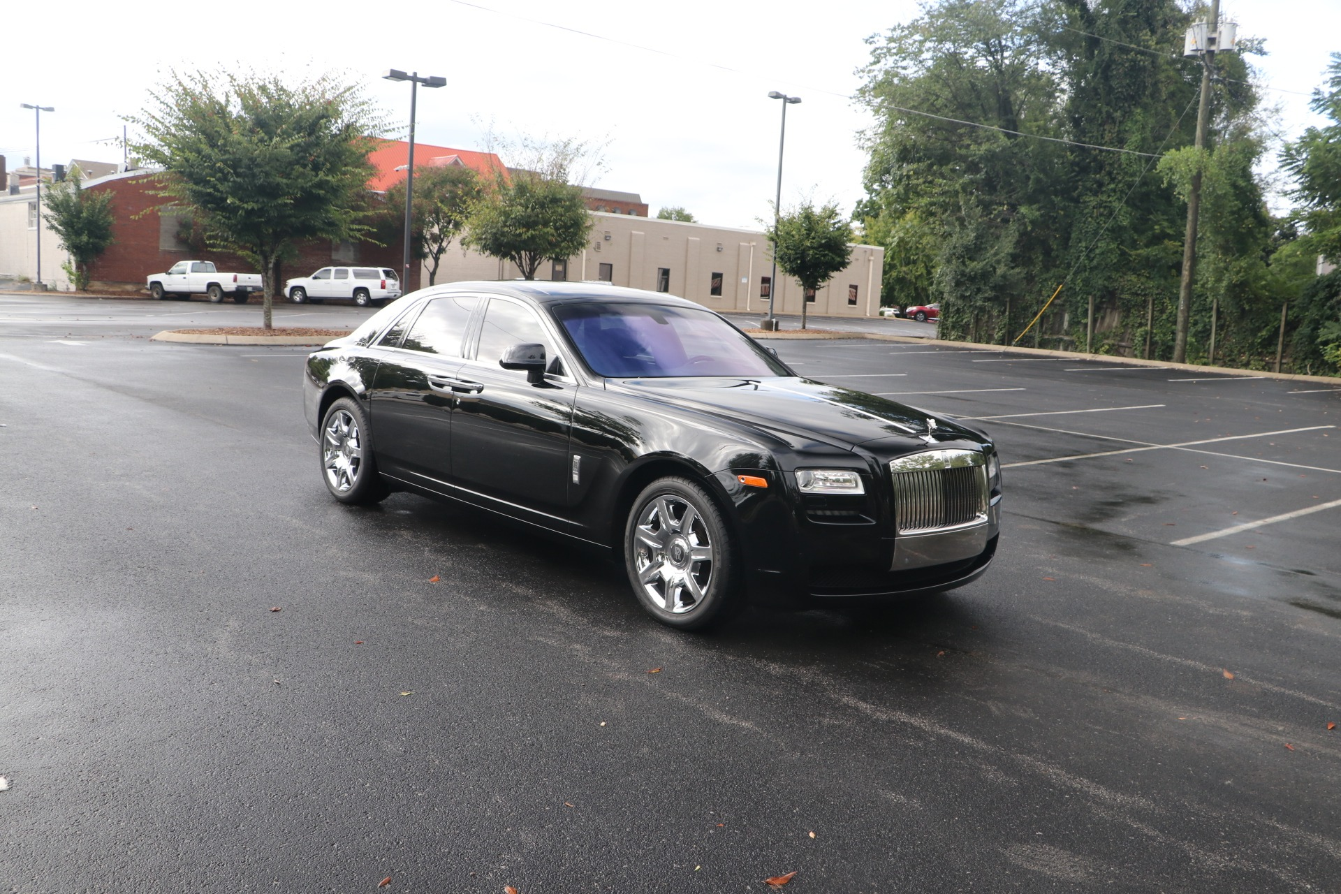 Used 2014 Rolls-Royce Ghost RWD W/NAV for sale $178,950 at Auto Collection in Murfreesboro TN 37130 1