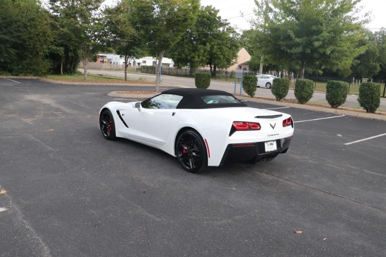 Used 2019 Chevrolet Corvette STINGRAY 1LT W/NAV for sale $64,950 at Auto Collection in Murfreesboro TN 37130 4