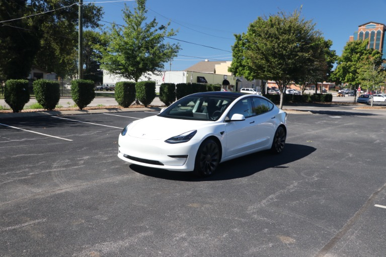 Used 2021 Tesla Model 3 Performance for sale $68,599 at Auto Collection in Murfreesboro TN 37130 2