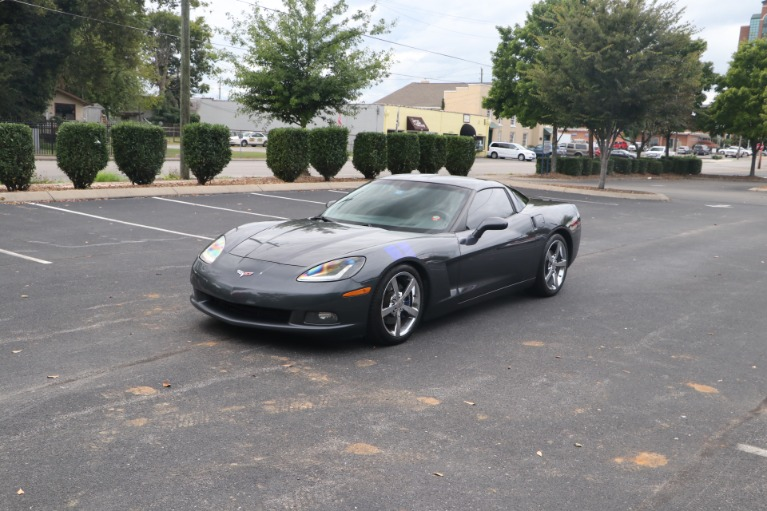 Used 2009 Chevrolet Corvette 2LT PERFORMANCE EXHAUST W/NAV for sale $20,950 at Auto Collection in Murfreesboro TN 37130 2