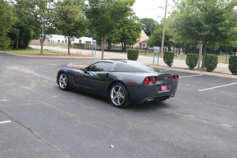 Used 2009 Chevrolet Corvette 2LT PERFORMANCE EXHAUST W/NAV for sale $20,950 at Auto Collection in Murfreesboro TN 37130 4