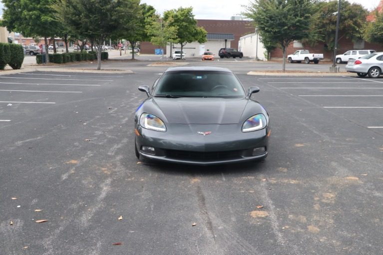 Used 2009 Chevrolet Corvette 2LT PERFORMANCE EXHAUST W/NAV for sale $20,950 at Auto Collection in Murfreesboro TN 37130 5