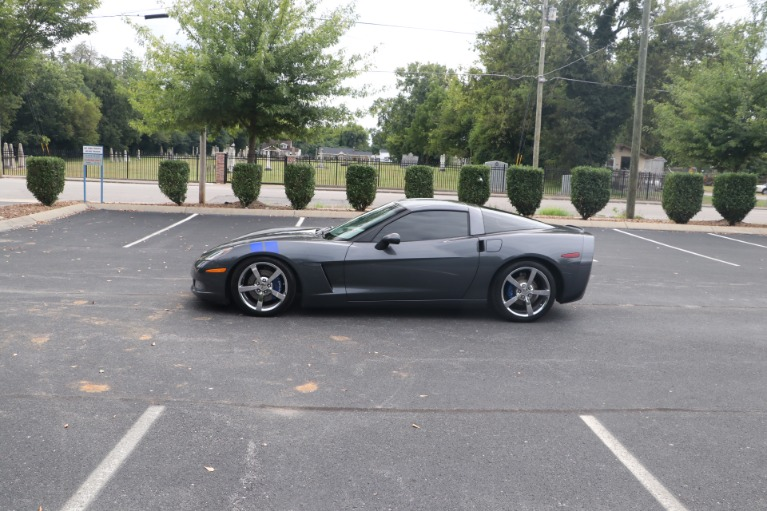 Used 2009 Chevrolet Corvette 2LT PERFORMANCE EXHAUST W/NAV for sale $20,950 at Auto Collection in Murfreesboro TN 37130 7