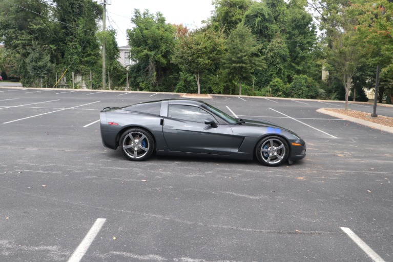 Used 2009 Chevrolet Corvette 2LT PERFORMANCE EXHAUST W/NAV for sale $20,950 at Auto Collection in Murfreesboro TN 37130 8