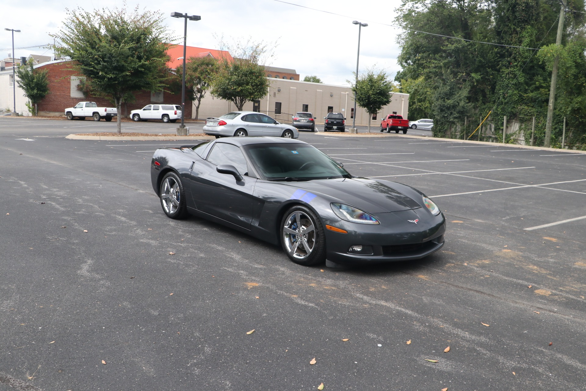 Used 2009 Chevrolet Corvette 2LT PERFORMANCE EXHAUST W/NAV for sale $20,950 at Auto Collection in Murfreesboro TN 37130 1