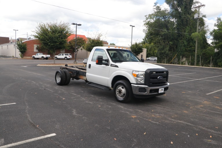 Used Used 2016 Ford F-350 SUPER DUTY DRW 4X2 XL for sale $35,950 at Auto Collection in Murfreesboro TN