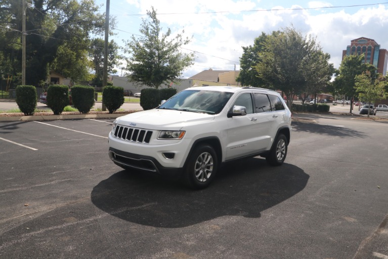 Used 2014 Jeep Grand Cherokee LIMITED RWD W/NAV for sale $16,450 at Auto Collection in Murfreesboro TN 37130 2