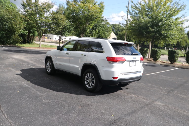 Used 2014 Jeep Grand Cherokee LIMITED RWD W/NAV for sale $16,450 at Auto Collection in Murfreesboro TN 37130 4