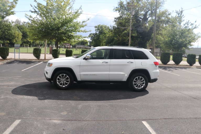 Used 2014 Jeep Grand Cherokee LIMITED RWD W/NAV for sale $16,450 at Auto Collection in Murfreesboro TN 37130 7