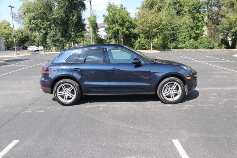 Used 2018 Porsche Macan AWD PANORAMIC SUNROOF W/NAV for sale $46,750 at Auto Collection in Murfreesboro TN 37130 8