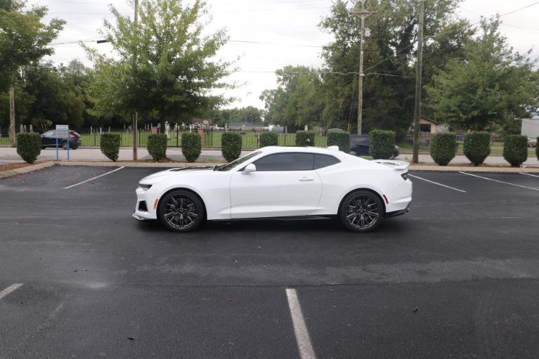 Used 2020 Chevrolet Camaro ZL1 RWD SUNROOF W/NAV for sale $73,500 at Auto Collection in Murfreesboro TN 37130 7