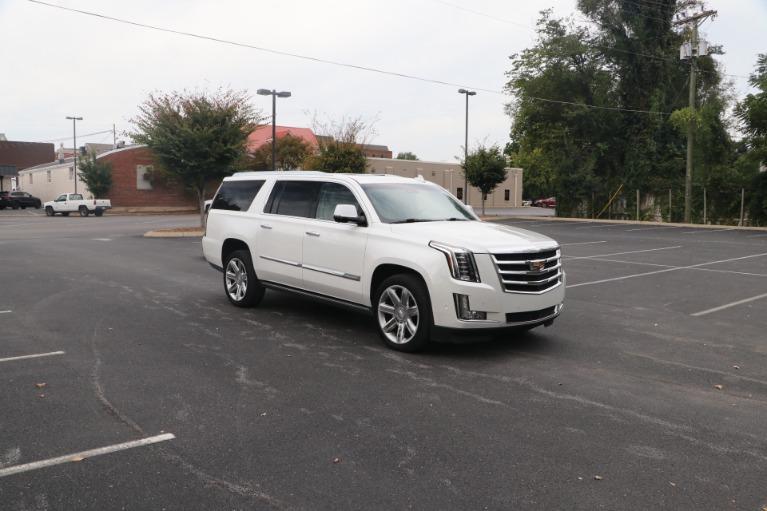 Used 2017 Cadillac Escalade ESV PREMIUM LUXURY AWD W/NAV TV/DVD for sale $57,650 at Auto Collection in Murfreesboro TN 37130 1