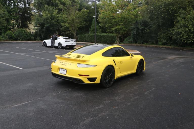 Used 2014 Porsche 911 TURBO RWD W/NAV for sale $124,950 at Auto Collection in Murfreesboro TN 37130 3