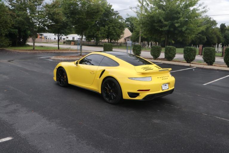 Used 2014 Porsche 911 TURBO RWD W/NAV for sale $124,950 at Auto Collection in Murfreesboro TN 37130 4