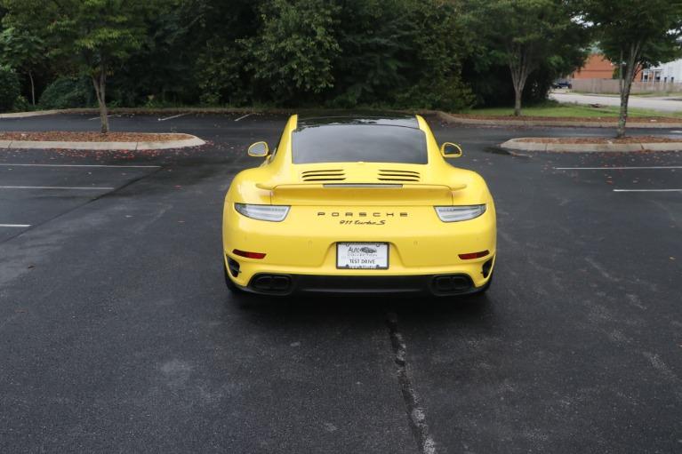 Used 2014 Porsche 911 TURBO RWD W/NAV for sale $124,950 at Auto Collection in Murfreesboro TN 37130 6