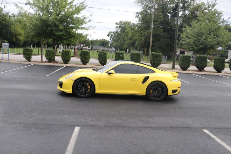 Used 2014 Porsche 911 TURBO RWD W/NAV for sale $124,950 at Auto Collection in Murfreesboro TN 37130 7