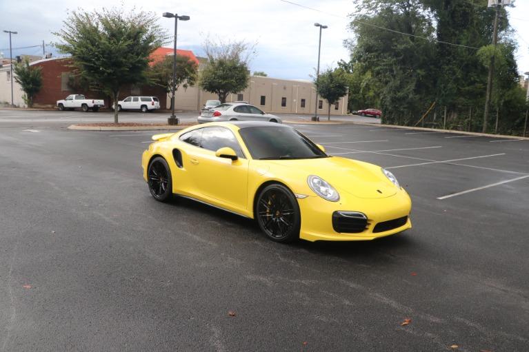 Used 2014 Porsche 911 TURBO RWD W/NAV for sale $124,950 at Auto Collection in Murfreesboro TN 37130 1